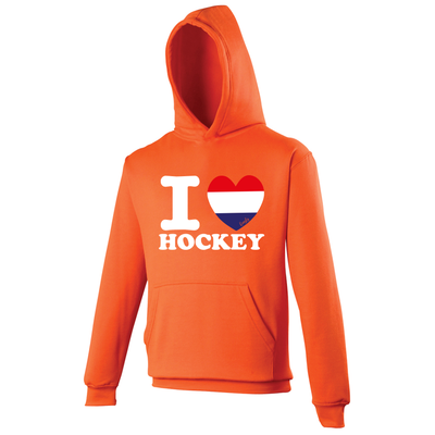 I Love *Sport* personalized hoodie Holland