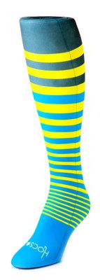 Hocsocx stripe BYG